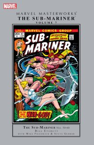 Sub-Mariner Masterworks