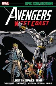 Avengers West Coast V. 2