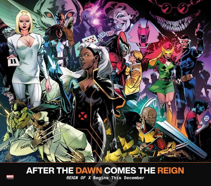 Reign of X Teaser Image