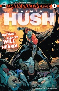 Dark Multiverse Hush Cover