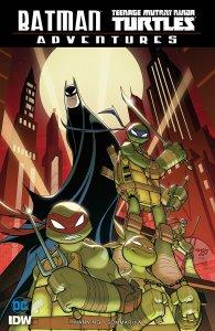 TMNT - Batman