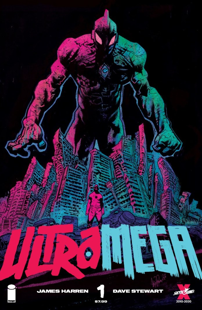 Ultramega #1 cover