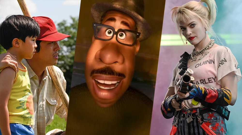 best 15 movies of 2020