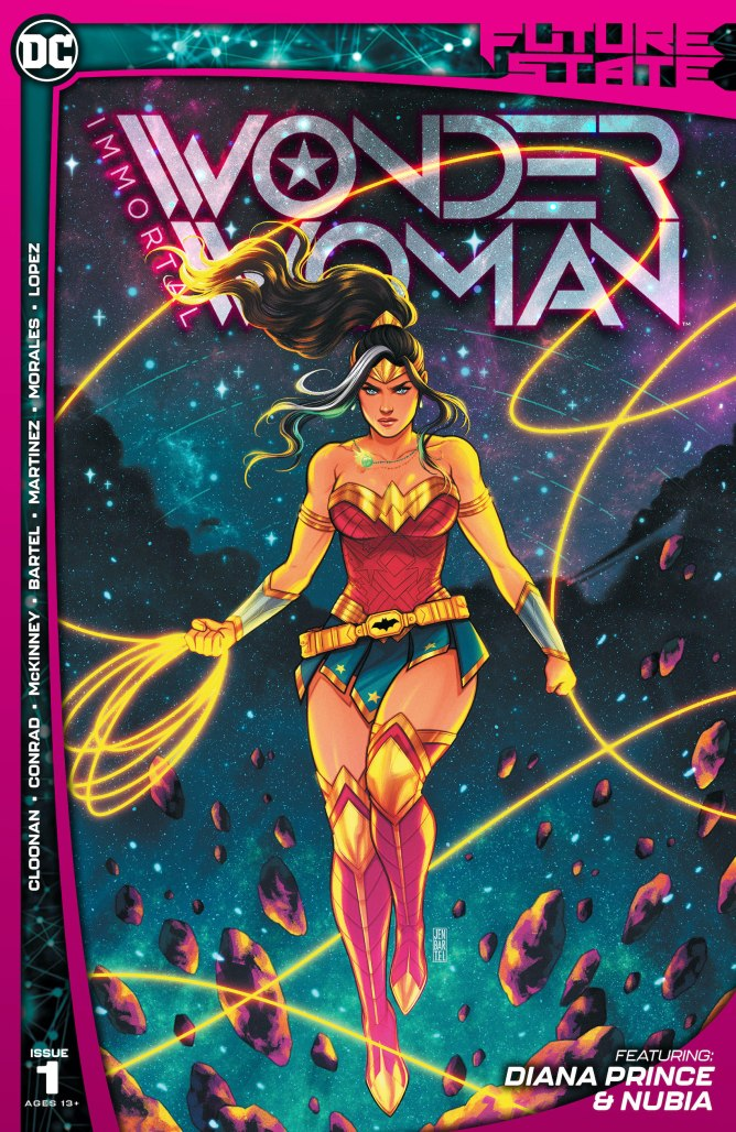 Future State Immortal Wonder Woman