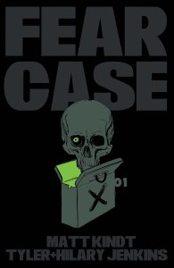 Kindt Fear Case Cover