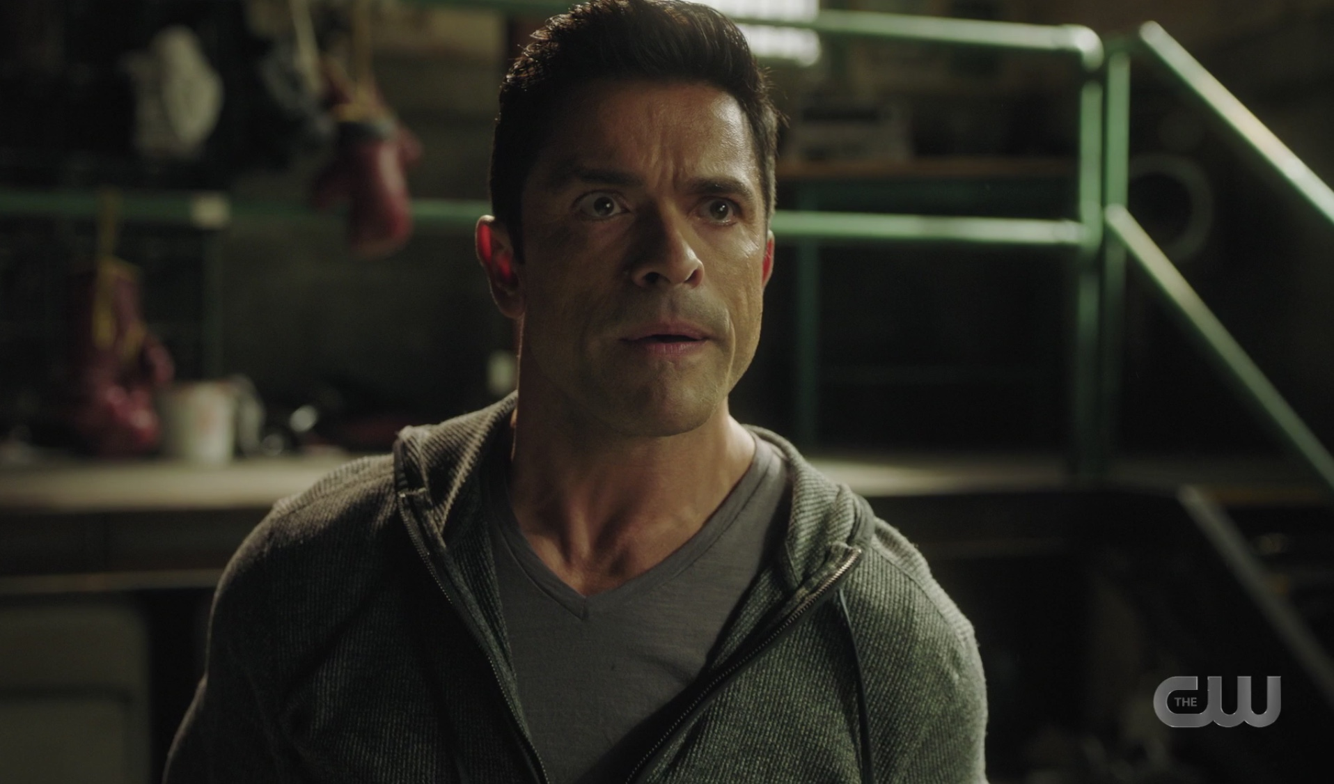 Hiram is ready to box Archie's face on Riverdale