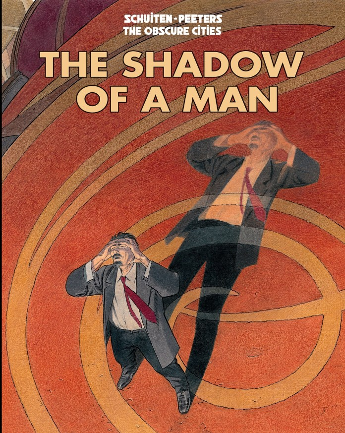 Shadow of a Man Cover