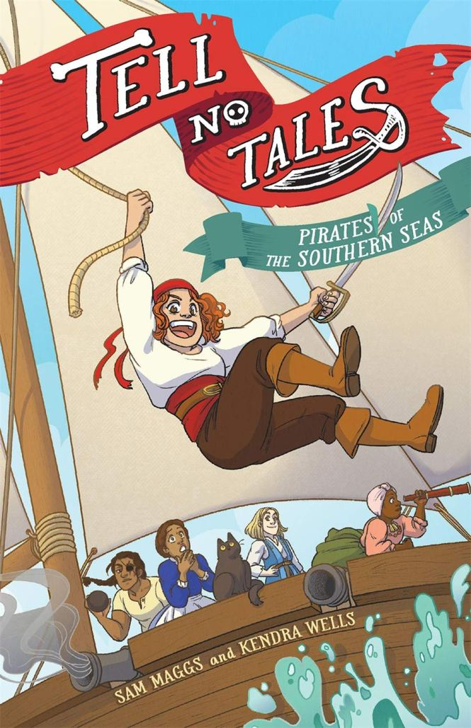 Tell No Tales Cover