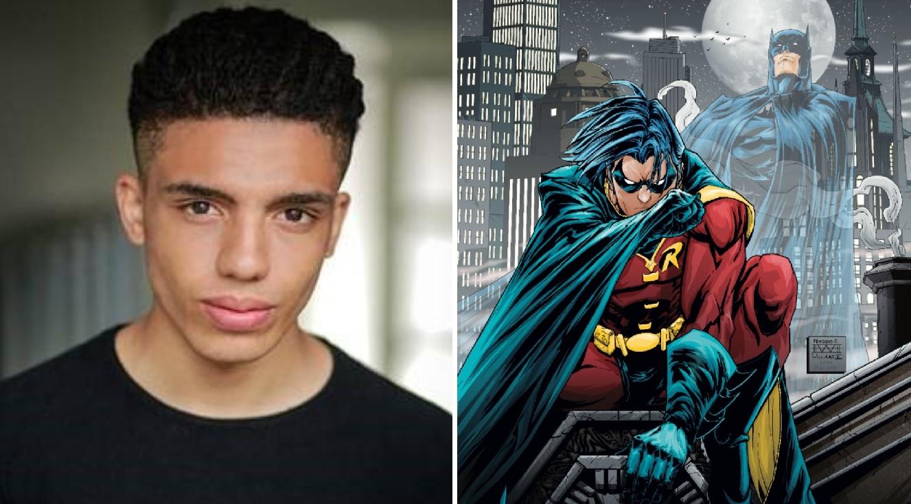 The Batman's Jay Lycurgo Joins Titans Season 3 as Tim Drake