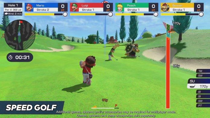 Nintendo Direct Mario Golf