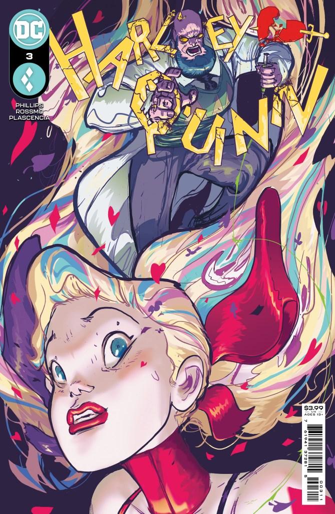 Harley Quinn #3 Main Cover