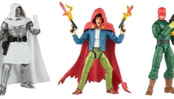 Marvel Legends Super Villains