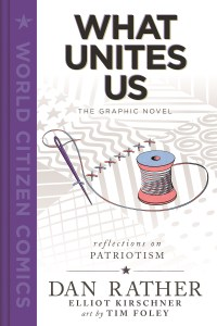 What Unites Us: The Graphic Novel Cover
