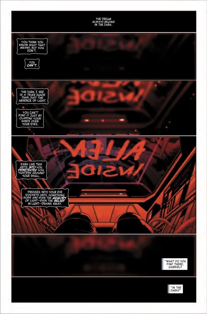 Alien #1 Page 1