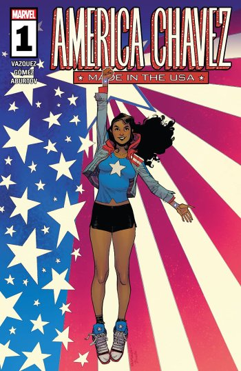 America Chavez: Made in the USA #1