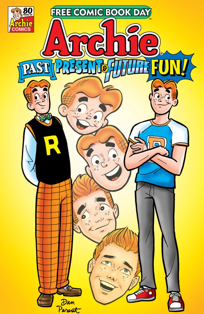 Archie Free Comic book Day 2021