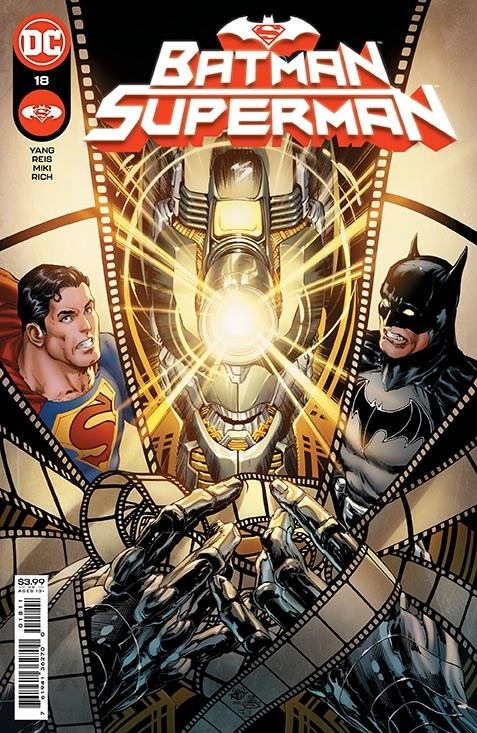 Batman Superman #18