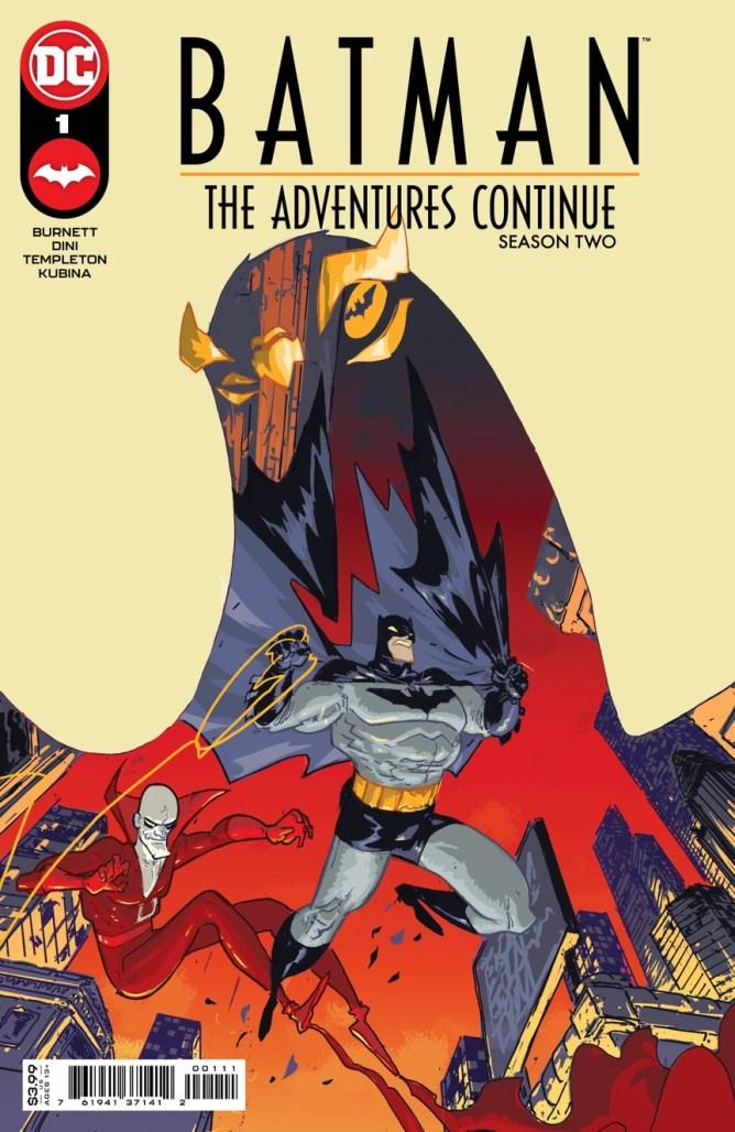Batman Adventures Continue Season II