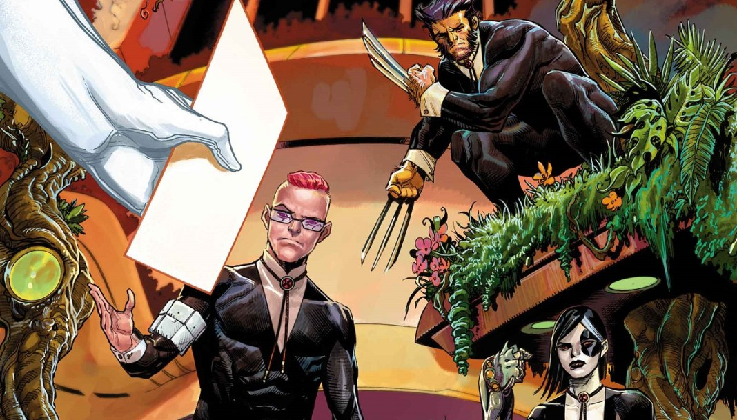 July X Men solicits
