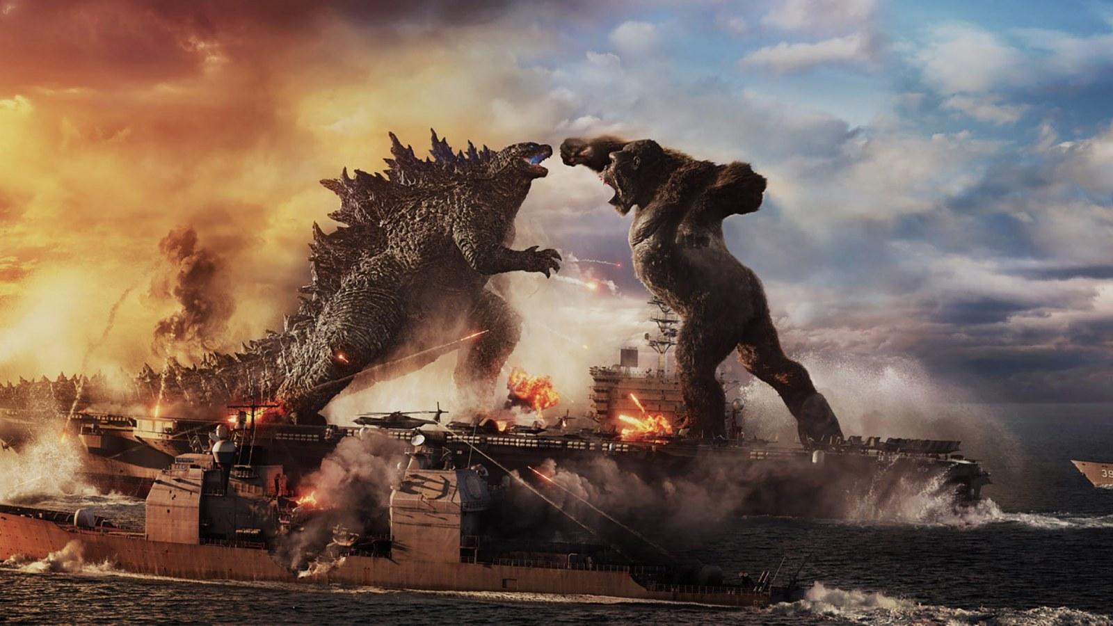 Godzilla vs Kong Giveaway