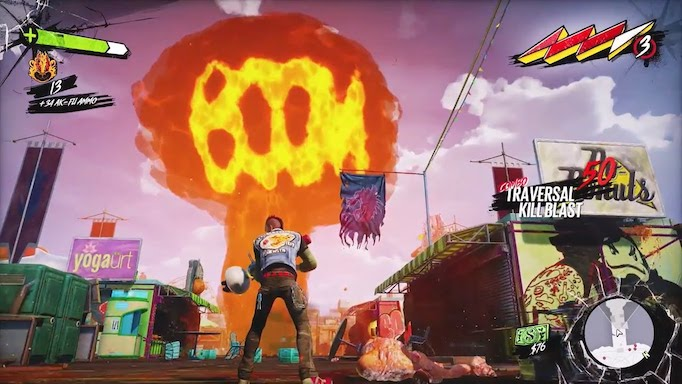 Xbox relevance Sunset