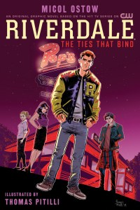 Riverdale: The Ties That Bind OGN cover