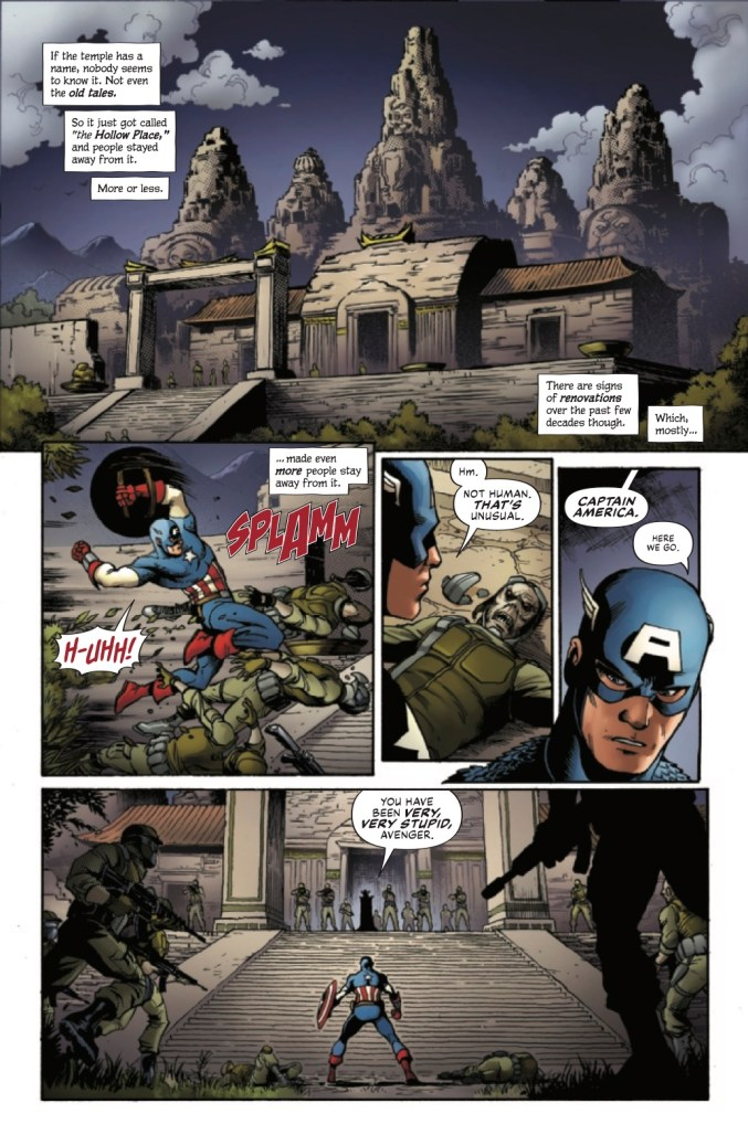 The Marvels #1 Page 1