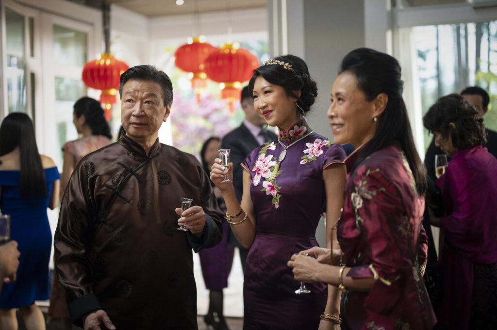 Kung Fu Family Olivia Liang