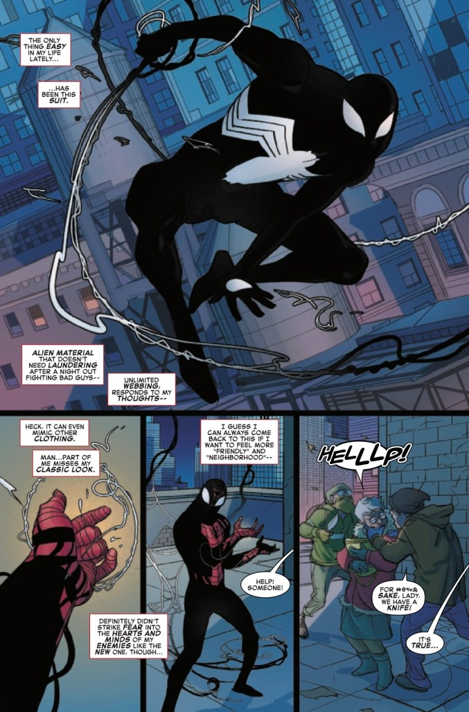Spider-Man: Spider's Shadow #1 Page 3