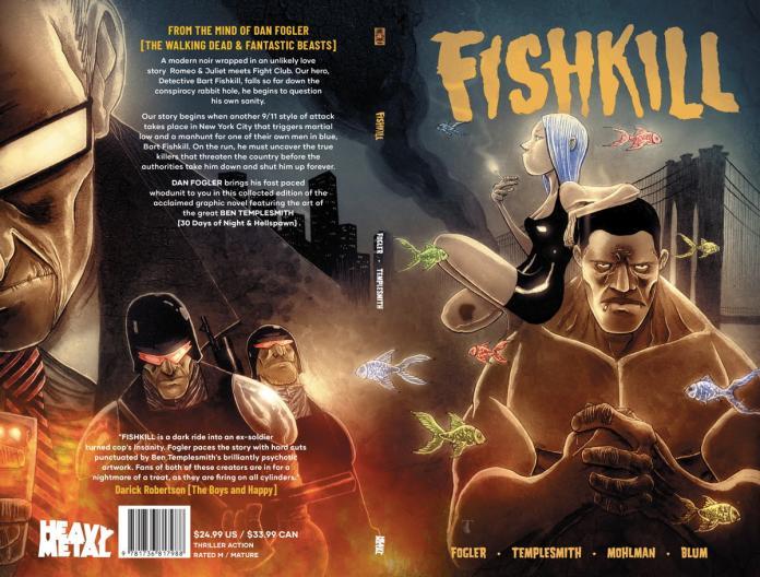 Fishkill Cover