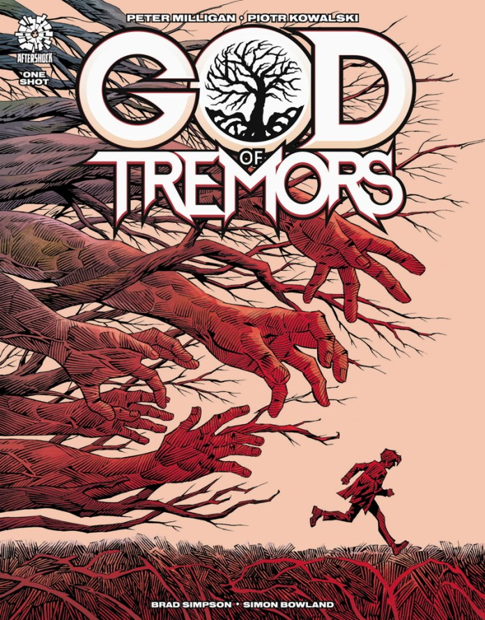 god of tremors cover