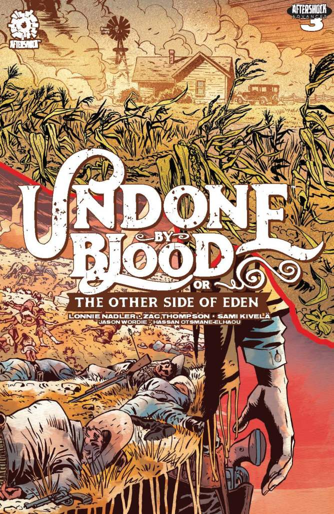 Undone by Blood