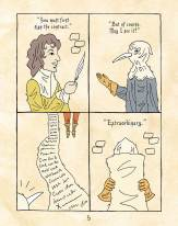 The Plague and Doctor Caim