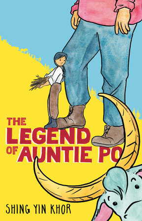 Auntie Po