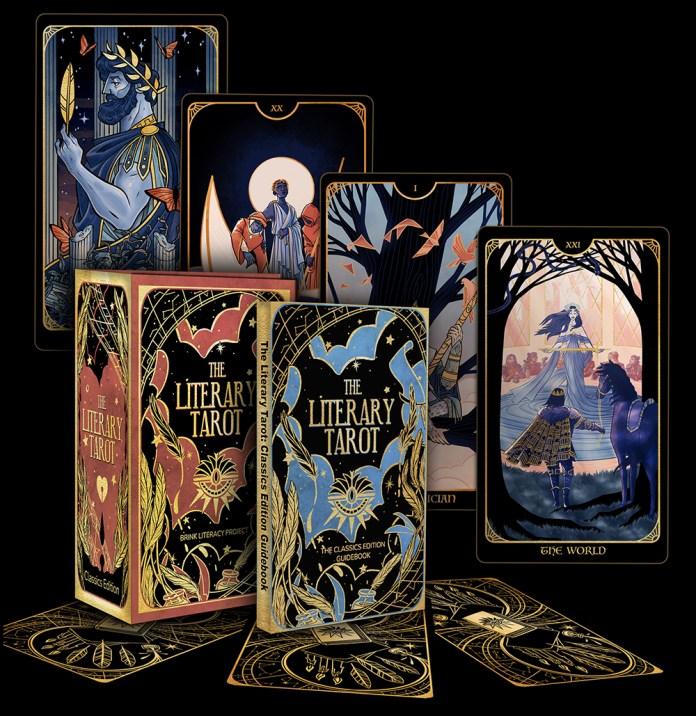 Literary Tarot