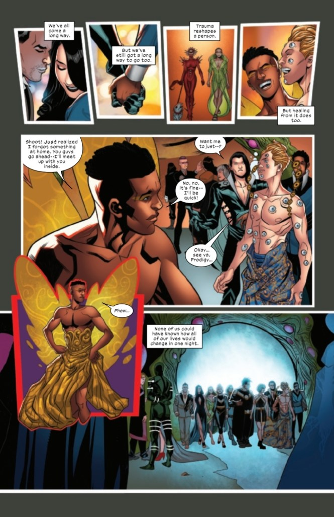 Page from X-Factor #10