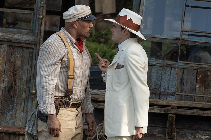 Jungle Cruise Dwayne Johnson and Jack Whitehall