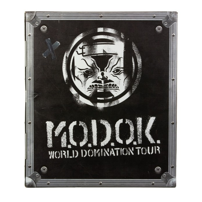 World Domination Tour