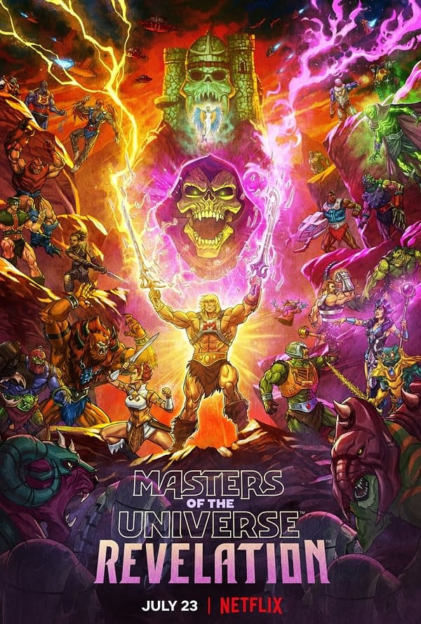 Masters of the Universe panel