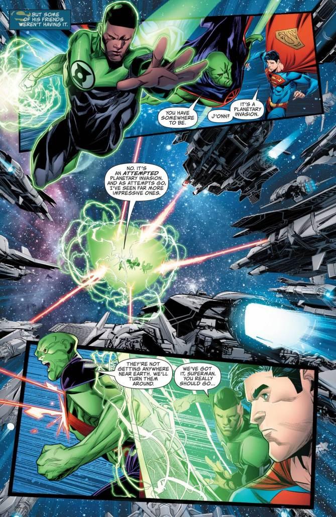 Superman: Son of Kal-El #1  page 2