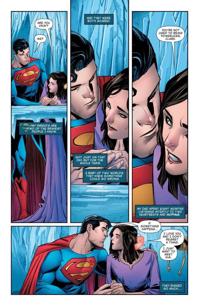Superman: Son of Kal-El #1  page 5