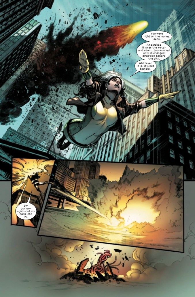 Page From X-Men #1