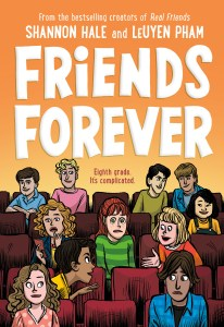Friends Forever Cover