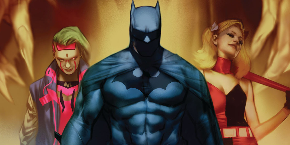 Batman - Fear State Alpha