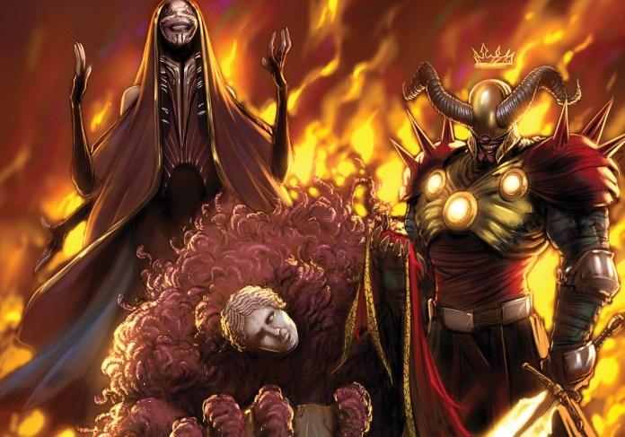 Death of Doctor Strange miniseries