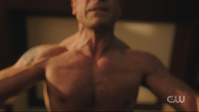 Hiram Lodge is the most buff guy in Riverdale