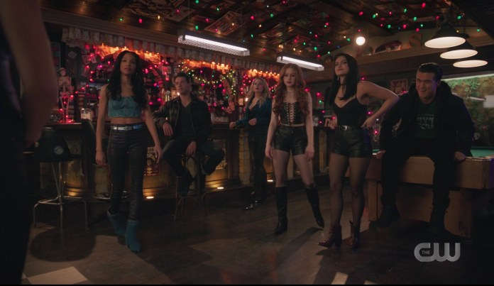 Coyote Ugly Comes to Riverdale