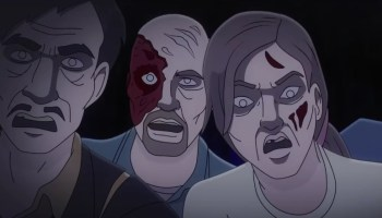 Night of the Animated Dead trailer