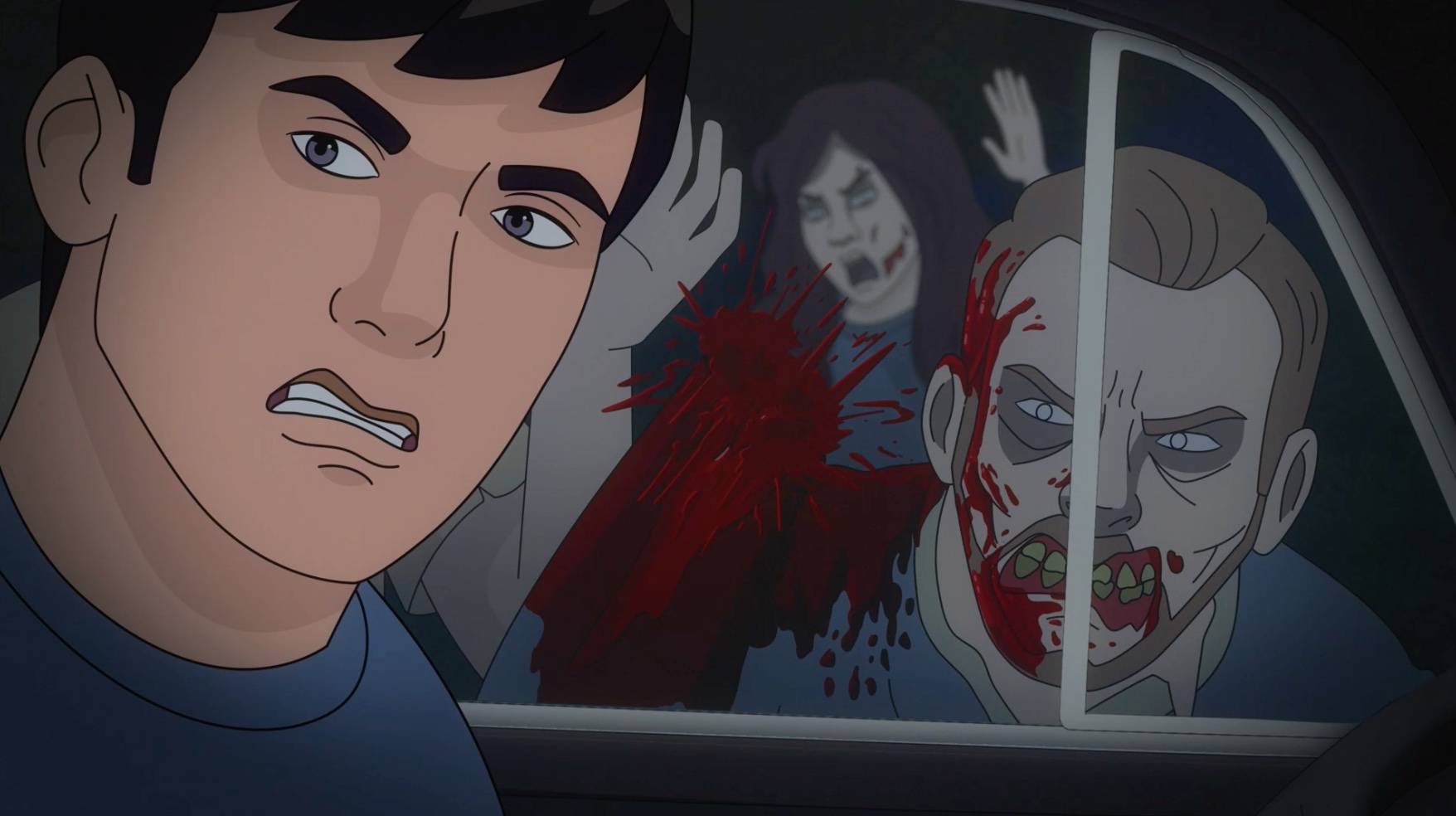 Night of the Animated Dead images