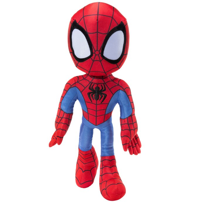 Spidey and His Amazing Friends toy line